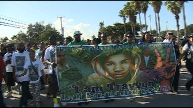 Trayvon Martin Memorial Peace Walk | PopularResistance.Org