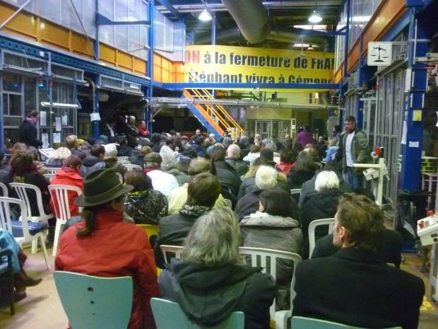 Workers-Economy Meeting