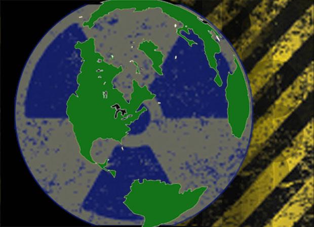 nuclear ocean