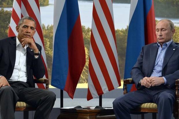 Obama Putin unhappy