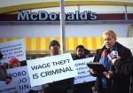 mcdonald's, wage theft