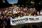 15M Citizens movement in Spain