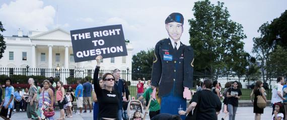 Military Judge Sentences Bradley Manning