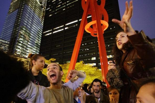 Occupy Zuccotti
