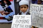 Bangladesh Israel Palestinian Protest