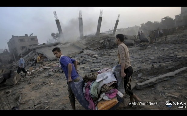 Gaza bombing victims misidentified by ABC News as Israelis July 9, 2014