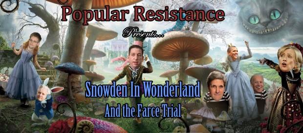 Snowden in Wonderland