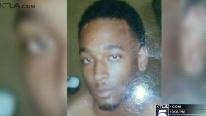 Ezell Ford, 25, was unarmed and, according to his family, was lying on the ground when he was fatally shot by a Los Angeles police officer Aug. 11, 2014.
