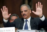 Attn. General Holder Testifies At Senate Judiciary Hearing On Justice Dept Oversight