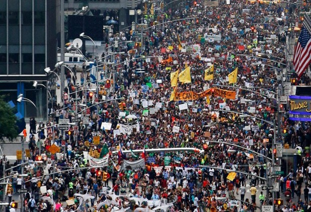 People's Climate March from Avaaz