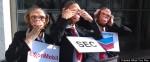 SEC protest
