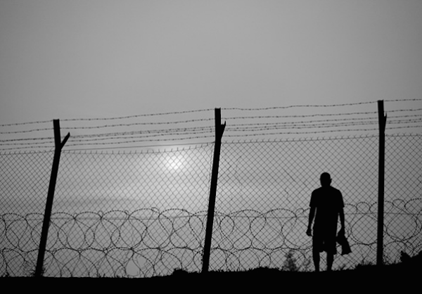 (Image: A common wish for prisoners is to be treated like human beings via Shutterstock)