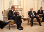Barack Obama and Vladimir Putin in 2009. White House/Pete Souza