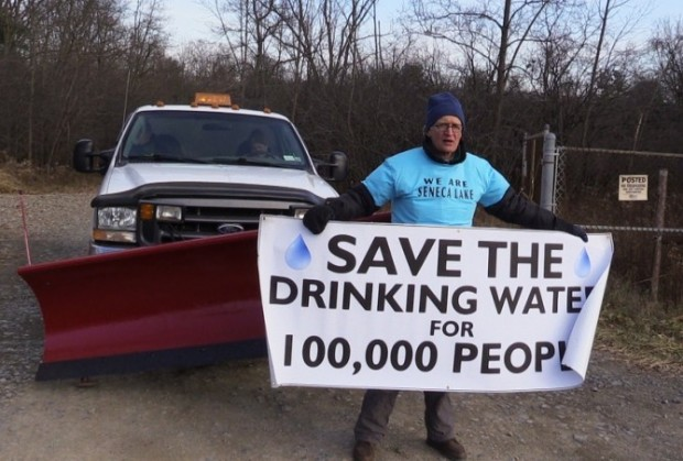 Seneca Lake protest from We Are Seneca Lake