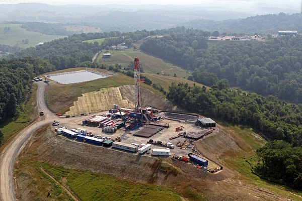 New Pennsylvania Fracking Map And Pollution Tool