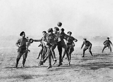 Christmas Truce It was documented on both sides that the soldiers partook in a game of good-natured football during the ceasefire