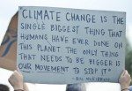 Climate Change only thing bigger is the movement