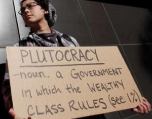Plutocracy defined