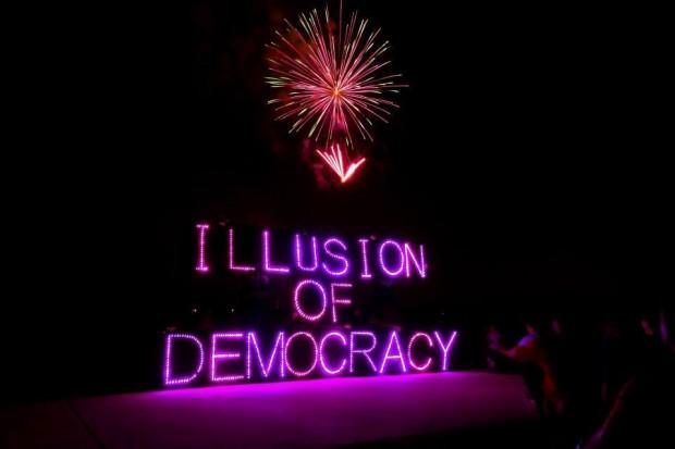 Rolling Rebellion Illusion of Democracy