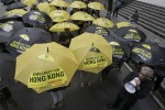 Umbrella Revolution Democracy for Hong Kong