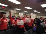 FERC protesters interrupt meeting