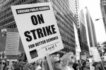 Chicago teachers strike in 2012. (Flickr on Shutter Stutter)