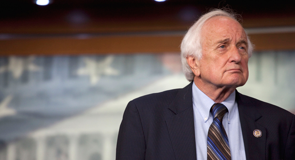 Sander Levin by Associated Press