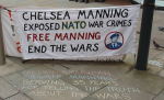 """Chelsea Manning is the conscience of America; a great light cast into a darkness that has been veiling the soul of this nation,"" writes Hayase. (Photo: Verigogen/flickr/cc)"