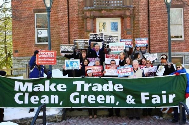 TPP rally Maryland