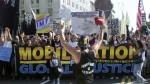 Anti-globalization protest