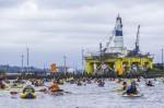 Kayactivist protest Seattle 5-16-13