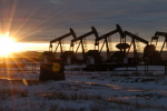 The fatality rate in the mining and oil and gas extraction sector in North Dakota was an alarming 84.7 per 100,000, nearly seven times the national fatality rate in this industry. Photograph: Matthew Brown/AP
