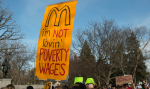 At a fast-food worker strike and protest on April 15 in Minneapolis, Minnesota. (Photo: Fibonacci Blue/flickr/cc)