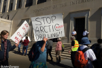 Photo: Stop Arctic Drilling by John Zangas