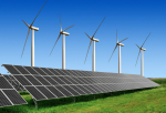 Stanford Professor Mark Z. Jacobson and other researchers have calculated how to meet each state's new power demands using only the renewable energies of wind, solar, geothermal, hydroelectric, and tiny amounts of tidal and wave available to each state. (Vaclav Volrab / Shutterstock)