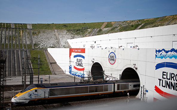 Protests Against Job Loss Close Tunnel Between France And Uk: Train Uk To France At Infoasik.co