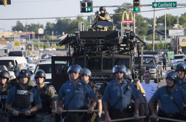 Protest Is The New Terror: Law Enforcement Criminalizing Dissent