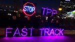 Stop TPP Fast Track