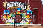 Ferguson Mike Brown mural