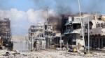 Libya destroyed
