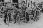 Marines during the U.S. the occupation of Haiti, which began a century ago in July 1915. (USMC Archives / Creative Commons)