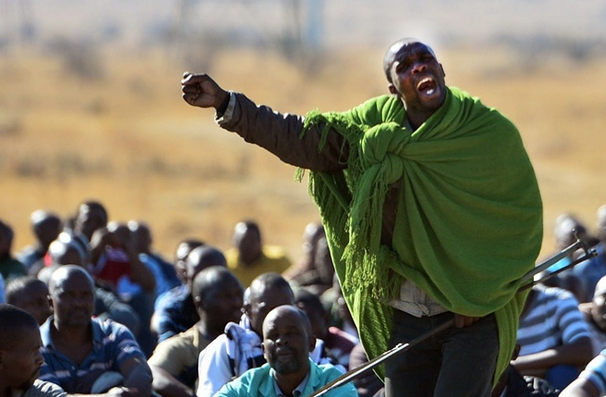 Image result for The Marikana massacre images
