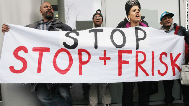 police and frisk New report shows chicago police street of a series of reports on the chicago police department's stop-and-frisk practices commissioned as.