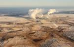 Tar Sands in Northern Alberta, Canada. Photo Credit Chris Kolaczan  from Shutterstock