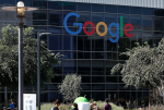 Google headquarters in Mountain View, Calif. (Photo by Justin Sullivan/Getty Images)