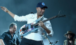 Tom Morello visited Ferguson, Missouri, to commemorate the first anniversary of Michael Brown's shooting. Larry Busacca/Getty  Read more: http://www.rollingstone.com/music/features/tom-morello-on-ferguson-visit-im-not-a-humanitarian-im-a-hell-raiser-20150810#ixzz3n2tGPXIA  Follow us: @rollingstone on Twitter | RollingStone on Facebook
