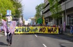 World Says No to War