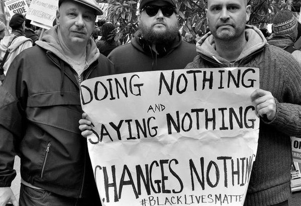 Doing Nother, Saying Nothing, Changes Nothing Oct 24, 2015 NYC By Ted Alexandro