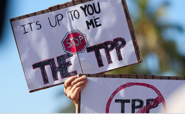 TPP It's up to you and me to stop the TPP