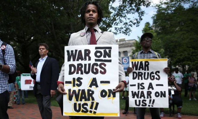 the consequences of the war on drugs in the united states
